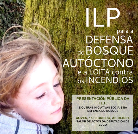 Xornada informativa sobre a ILP en Defensa do Bosque