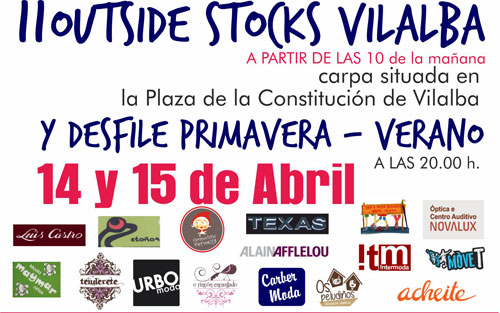 Vilalba celebra a fin de semana a segunda edición do Outside Stocks