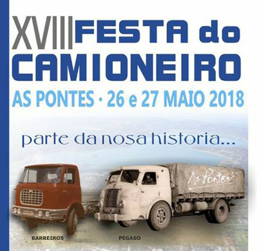 As Pontes organiza a Festa do Camioneiro