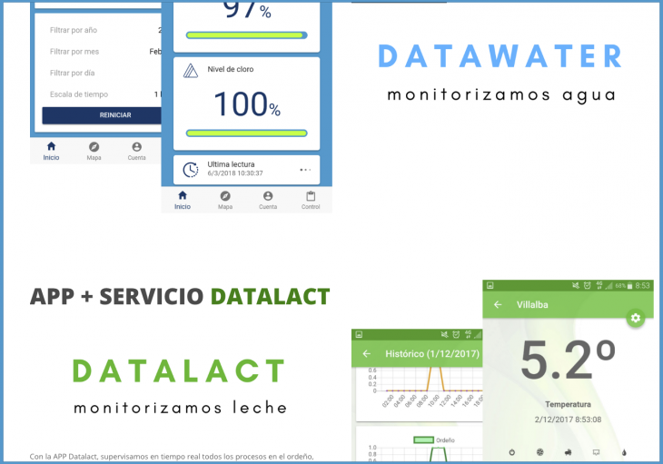 Data Monitoring e Attelier Bisqato traen as súas ideas innovadoras á Terra Chá