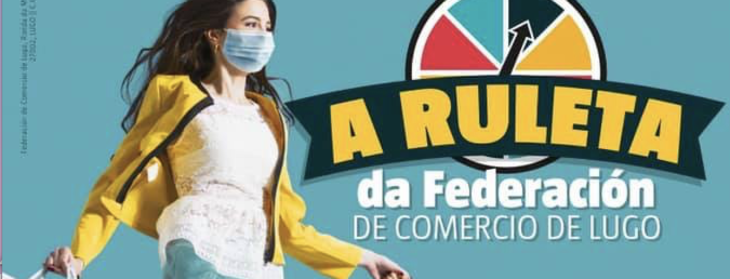 A Ruleta do Comercio estará en Meira o 9 de outubro